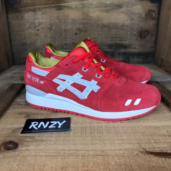 the latest f425b 47d16 Asics Tiger Gel Lyte III Christmas Pack